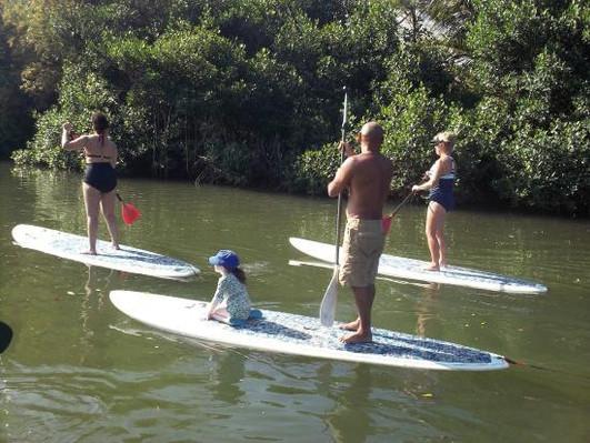 North Shore Paddleboard Tour