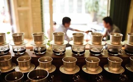 Vietnamese Coffee Tour