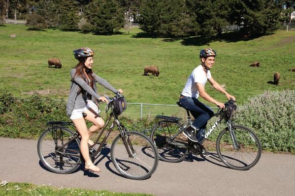 Bike Tour deals San Francisco