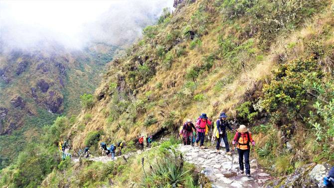 the inca trail 4 days 3 nights