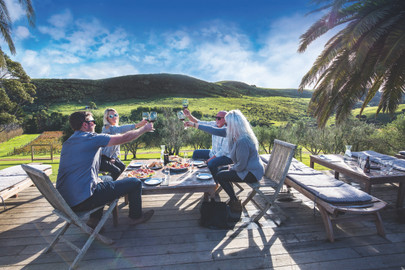 Gourmet Food And Wine Tour On Waiheke Island