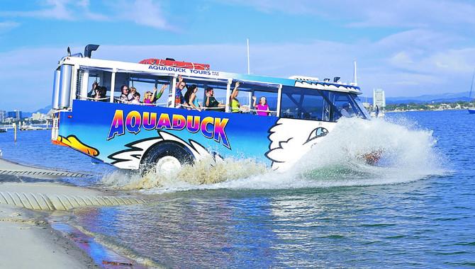 Jet Boat Express & Aquaduck Safari  deals