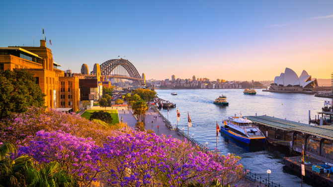 Sydney Harbour Dinner Cruise deals