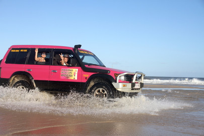 Fraser Island 3 Day Self-Guided 4WD Hire