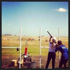 Clay Target Shooting - Melbourne (Werribee)