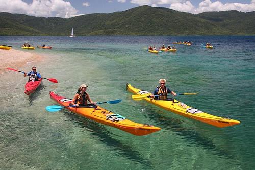 Whitsunday kayaking deals