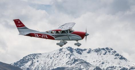 Mount Cook & Glaciers Scenic Flight with Landing