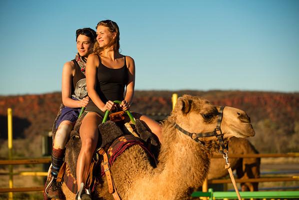 uluru tours camel ride