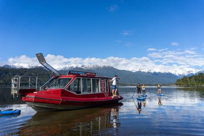 Franz Josef Boat & SUP The Kiwi Sanctuary