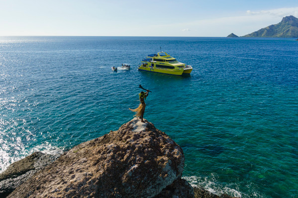 island hopping in fiji voucher