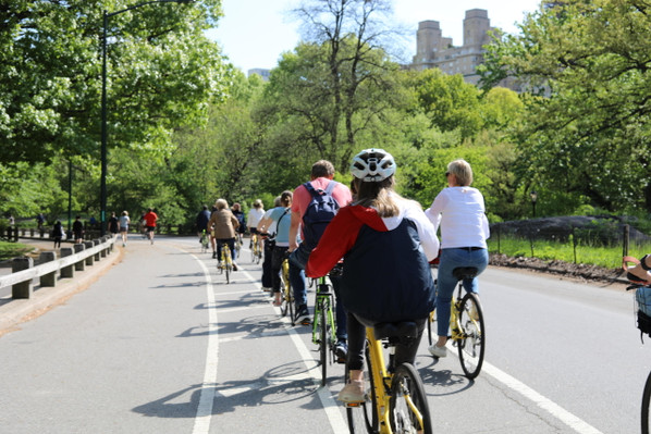 New York Cycling tours