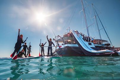 Atlantic Clipper Whitsundays 3 Days 2 Nights Sailing Tour