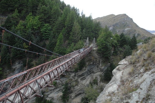 Skippers Canyon Queenstown tours