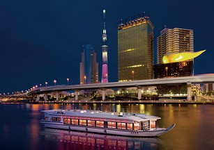 Harumiya Traditional Japanese-style Cruising Restaurant