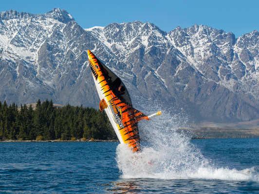 Hydro Attack Individual Shark Ride