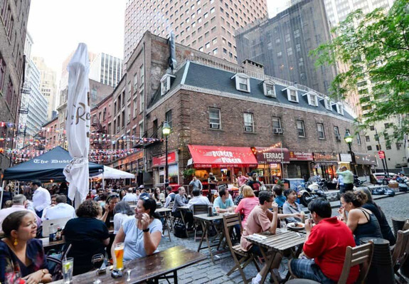 New York City Financial District Tour
