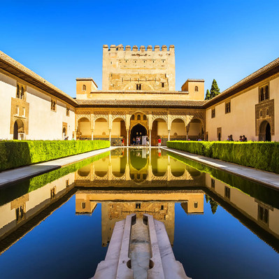 Granada and Alhambra Day Tour