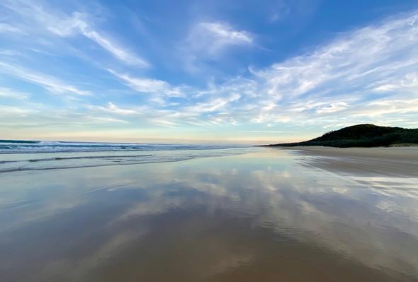 Glamping Fraser Island