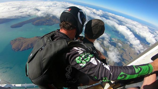Christchurch Skydive deals