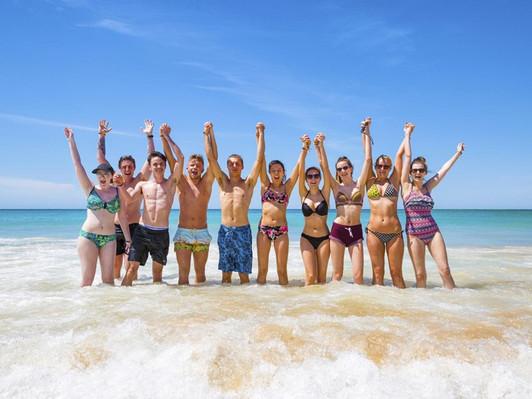 Bondi beach group tour