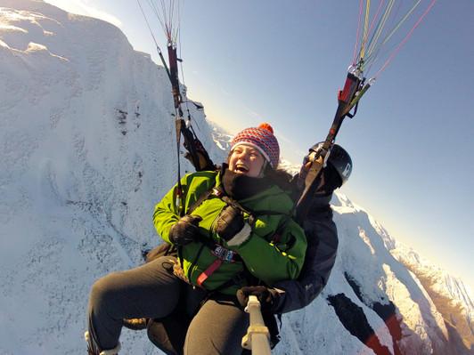 Queenstown paraglide voucher
