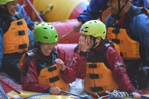 Rafting on the Kaituna.JPG