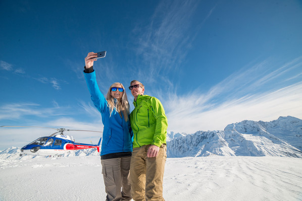 Mt Cook Scenic Helicopter Ride