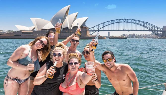 sydney harbour cruise deal