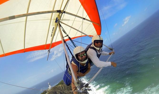 Byron Bay Tandem Hang Gliding