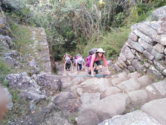 FOLLOW ON THE ANCIENT INCA PATH TO MACHU PICCHU 3