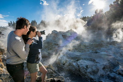 Hell's Gate Geothermal Reserve - Excite Experience