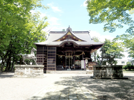 Shinto shrine and Japanese lunch Kamogawakan