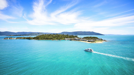Daydream Island Half Day Tour Including Lunch