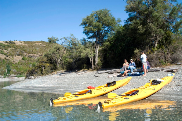 Glenorchy island kayak discounts