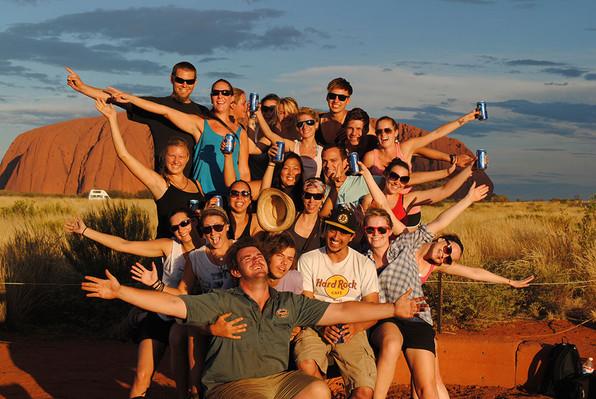 Alice Springs to Alice Springs Uluru Tour - 3 Days 2 Nights