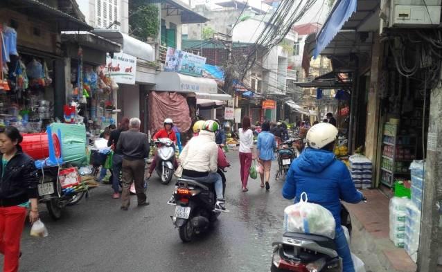 hanoi food market tour discount