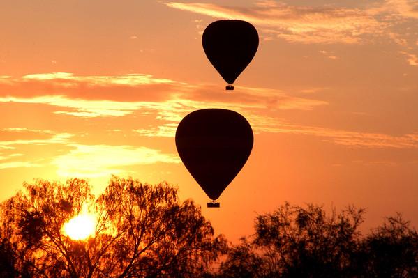 hot air balloon travel deal