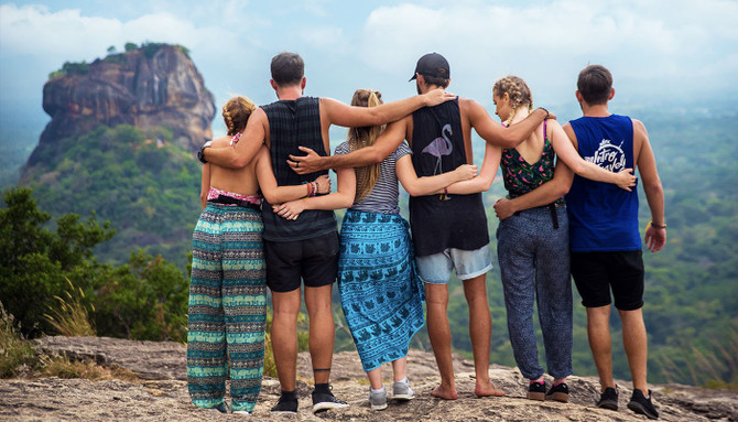 multiday group tour Sri Lanka
