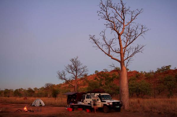 Australia Broome to Darwin tours