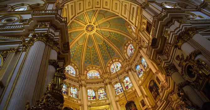 Granada city, Chapel, Cathedral and Madrasah tour