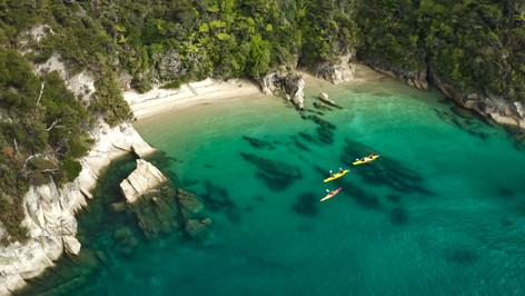 Kahu Kayaks Classic Marine Reserve