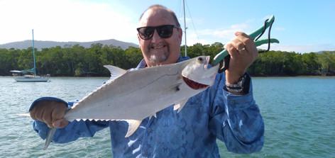 Full day Estuary Fishing Share Charter
