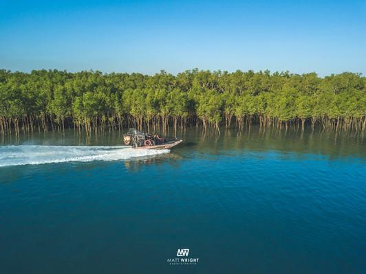 Airboat Safari Darwin