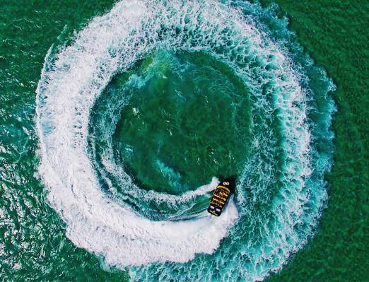 gold coast boat tour