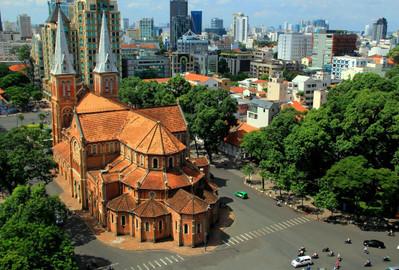 Saigon (Ho Chi Minh) Tour - Half Day
