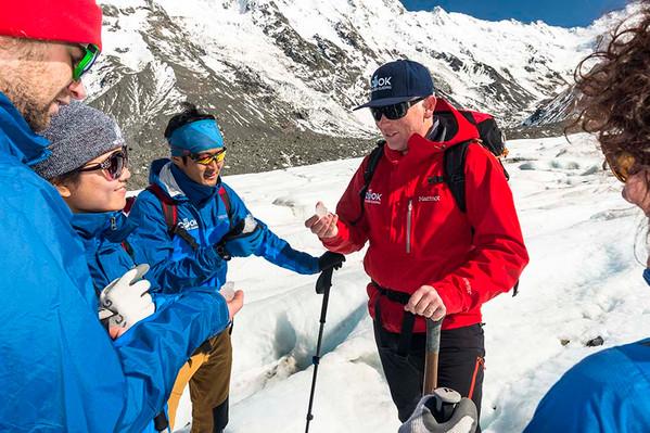 Tasman Glacier Heli Hike