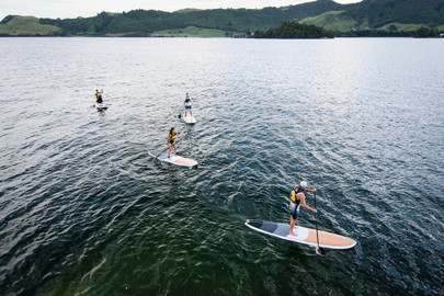 Rotorua Stand-Up Paddle (SUP) Tour