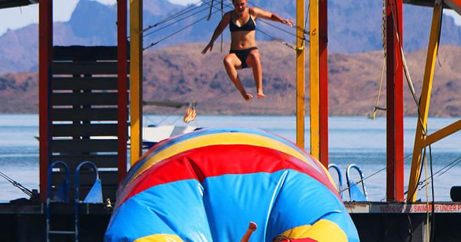 Colorado River Jet Boat from Las Vegas special