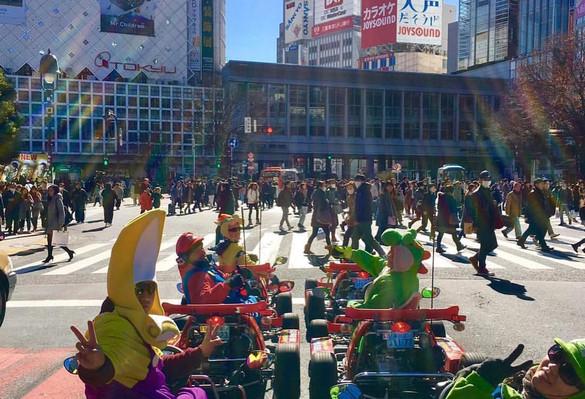 MariCar Shinagawa - Tokyo 2-hour Plan