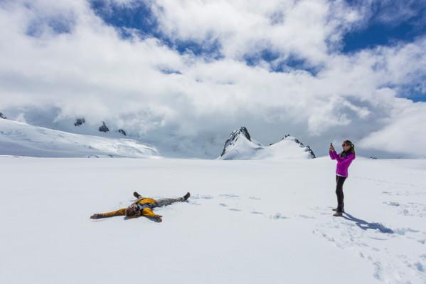 deal on fox glacier mount cook scenic flight